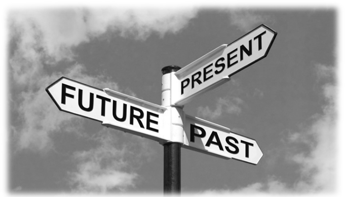 The Past is the Future